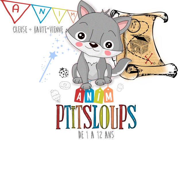 Animations pour vos enfants de 0 à 12 ans sur la Creuse et la Haute-Vienne